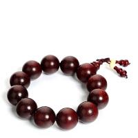 戴和美 精选优质天然小叶紫檀圆珠手串