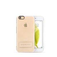 TOTU iPhone6手机壳 苹果6保护套6s薄防摔硅胶金属支架壳4.7潮