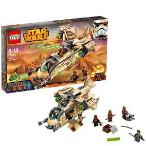 [当当自营]LEGO 乐高 星球大战系列 Wookiee炮艇 积木拼插儿童益智玩具 75084