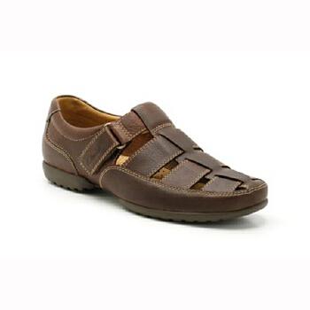 2016新款英国Clarks其乐男鞋休闲鞋Recline Open专柜同款