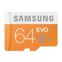 Samsung 三星 64G TF 原装手机内存卡 TF卡 内存卡 存储卡 MicroSDHC Class10 高速存储卡 适用于 Note4 Note5 S6 S6edge S6 Edge+ A7 A8 存储卡 TF卡 手机内存卡 存储卡闪存卡手机卡MicroSD卡TF卡
