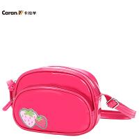 卡拉羊斜挎包童儿童书包零钱包拎包韩版可爱小包包潮包幼儿单肩包斜挎包C7005