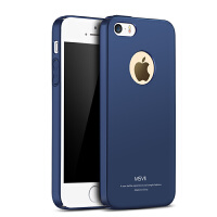 摩斯维 苹果5手机壳 iPhone5s保护套se创意磨砂全包防摔外壳硬潮