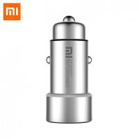 【正品】小米车载充电器  多功能汽车点烟器头一拖二双USB*型 Xiaomi/小米