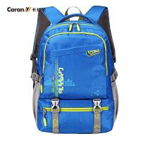 卡拉羊双肩包男女学生书包双肩旅行包韩版书包休闲背包CX5662