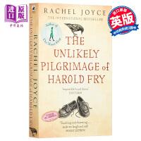 一个人的朝圣  英文原版英文版The Unlikely Pilgrimage of Harold Fry