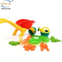 峰佳 阳光海岸沙滩手推车玩具 儿童玩具 男孩女孩 夏日新品
