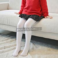 六一儿童节舞蹈裤袜 幼儿糖果色连体打底袜裤中厚款 天鹅绒弹性舞蹈袜