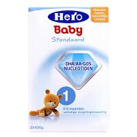 【当当海外购】荷兰本土Hero Baby美素 婴幼儿奶粉1段(0-6个月宝宝)800g