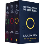The Lord of the Rings Paperback Box Set 《魔戒》(《指环王》)套装 ISBN20692465