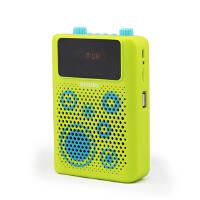 飞利浦sbm155 插卡音响 扩音 唱吧 小伙伴娱乐小音箱 可以插U盘、内存卡、数字点歌、教学锻炼   选购8G卡套装内包含:标配+适配器+8G卡+读卡器