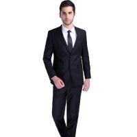 男式西装韩版修身西服套装新郎伴郎结婚礼服酒席宴会男士职业正装