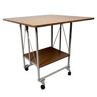 【颐海家具】折叠桌 移动折叠桌子 家用饭桌 餐桌方桌折叠 茶几 60cm*60cm*54cm