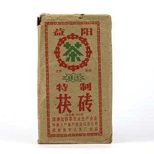 【3砖】1998年中茶牌安化茯砖 经典老茶值得品藏 黑茶