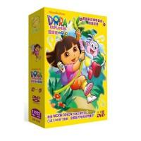 爱探险的朵拉DVD 正版 17DVD光盘 季 儿童英语