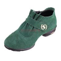 女士舞蹈鞋广场舞女鞋增高休闲鞋跳舞鞋  妈妈女鞋   舞鞋女四季款