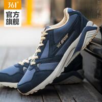 361度复古运动鞋男鞋2015春季情侣慢跑鞋女耐磨阿甘跑步鞋男