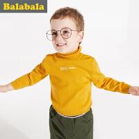 巴拉巴拉童装男童毛衣小童宝宝上衣2016冬装新款 儿童针织衫