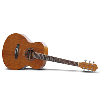 Saysn思雅晨吉它40寸民谣吉他初学入门木吉他吉它jita乐器原木色S-0038-初见套装