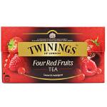 【当当自营】Twinings 川宁四红果果香红茶50g