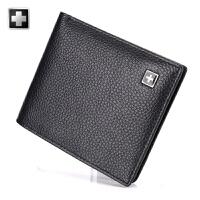 瑞士军刀钱包 男士短款多卡位卡包钱夹 BW650827