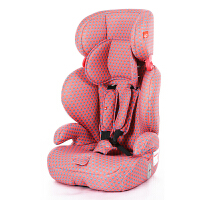 【当当自营】【支持礼品卡】好孩子CS901汽车用安全座椅9个月-12岁宝宝儿童安全坐椅 CS901-B-N308橙色甜点