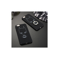 【包邮】智尚 蝙蝠侠iphone6s手机壳指环扣支架外壳 苹果iphone6Plus保