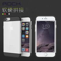 【全国包邮】Rock 苹果6Plus手机壳5.5创意 iPhone6Plus保护套i6新款