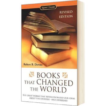 英文原版 改变世界的书 Books that Changed the World 伊利亚特 公民不服