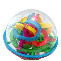 爱可优 3D立体迷宫球幻智力球挑战智力 儿童益智玩具球 创意玩具 138关925幻智