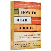 预售 英文原版 How to Read a Book 如何阅读一本书