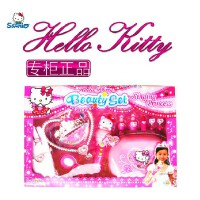 正品HELLO KITTY 凯蒂猫美丽系列 唱歌小公主 角色扮演玩具 50011
