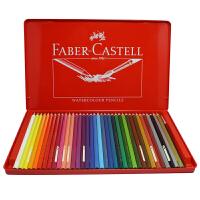 秘密花园填色笔 辉柏嘉水溶彩铅 单支单色选装与彩色套装可选 水溶性彩色铅笔 涂色笔