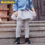 【6.26巴拉巴拉超级品牌日】巴拉巴拉童装女童裙裤小童长裤宝宝打底裤2016春秋装新款儿童裤子