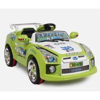华达6788 多档变速 外接MP3 儿童电动车四轮遥控可坐电动汽车童车