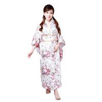秋冬季时尚长袖唐装中式服装民族服饰和服和服舞台表演服装日本女士正装日本武士服装休闲衣裤