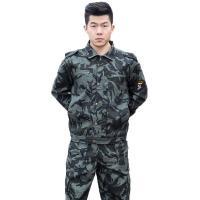 户外训练服运动 军训套装军迷服套装 军迷装备