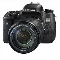 佳能(Canon)EOS 760D(EF-S 18-135mm f/3.5-5.6 IS STM)单反相机