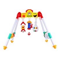 迪孚 婴儿健身架玩具 宝宝音乐架0-1岁 儿童早教灯光新生儿礼品6922