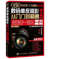 数码单反摄影从入门到精通 第2卷 第2版 赠1视频教学DVD光盘 1摄影后期处理技法手册