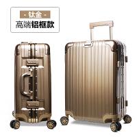 瑞士军刀4色精选 26寸拉杆箱男女休闲时尚登机箱行李箱潮BX161008