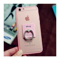 【包邮】智尚 指环支架iPhone6s/6/plus手机壳 创意硅胶透明苹果5s保护