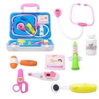 正品儿童医生工具套装小医生医药箱过家家玩具医学小博士女孩玩具