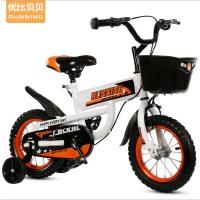 优比贝贝儿童自行车3-6岁男女童车12寸14寸16寸儿童单车
