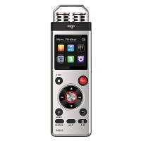 包邮 爱国者 R6633 录音笔 专业 PCM 高清 S.DSP智能降噪 远距 迷你 插卡 MP3 播放器 双供电8G