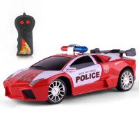 【领券立减50元】车模型 儿童电动遥控车 仿真警车二通遥控汽车玩具