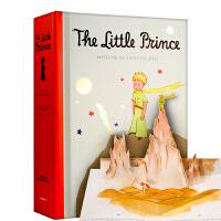 小王子 豪华立体书正版 英文原版 The Little Prince Pop-Up