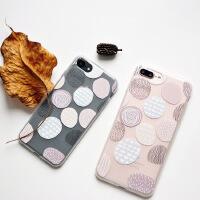 �有� iPhone7手机壳 指纹星球 进口TPU 苹果手机 iPhone 7 Plus保护壳 外壳 外套 iPhone 6/6s保护套 手机壳保护套 iPhone 6P/6SP