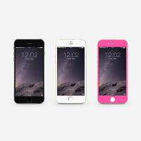 【包邮】 CITY&CASE 苹果iphone6/6s全屏钢化膜玻璃plus高清贴膜薄弧边