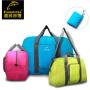 【99元三件】渔民部落 户外男女便携手提旅行包可收纳行李包防水耐磨